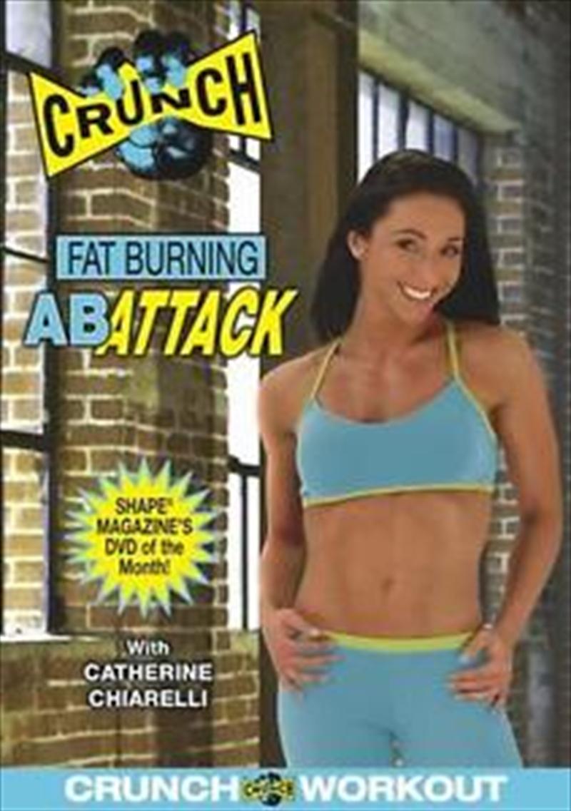Crunch Fat Burning Ab Attack | DVD