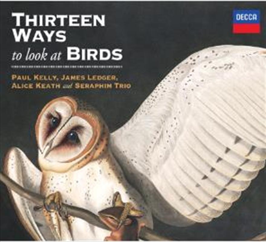 Thirteen Ways To Look At Birds | CD