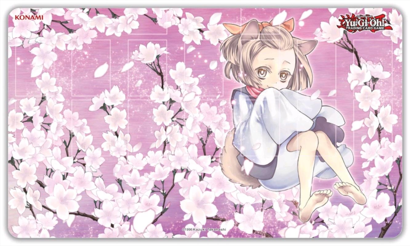 Yu-Gi-Oh! - Ash Blossom Game Mat   Merchandise