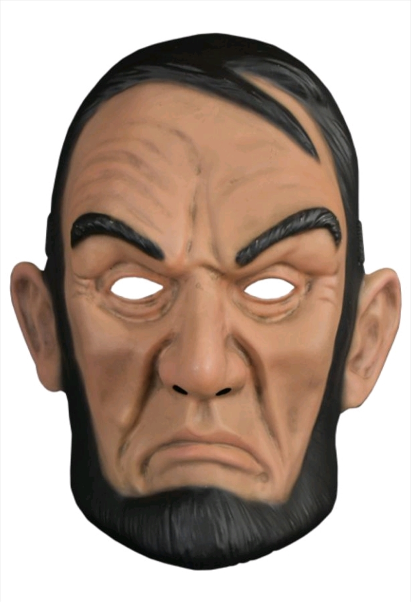 The Purge - Abe Lincoln Mask   Apparel