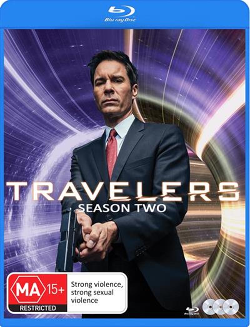 Travelers - Season 2 | Blu-ray