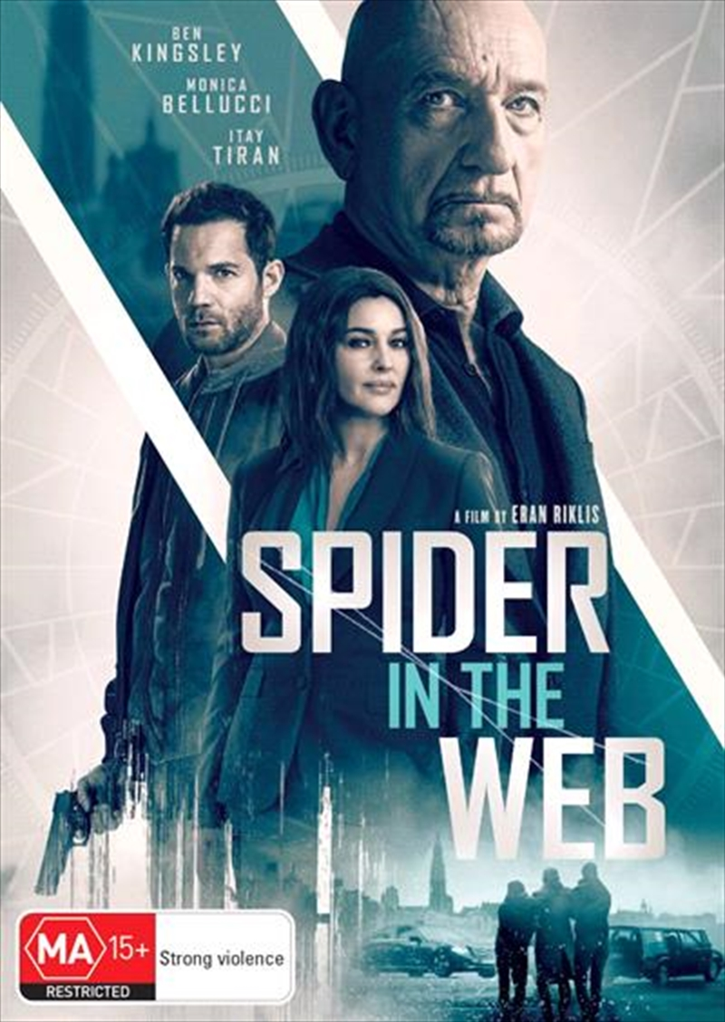 Spider In The Web | DVD