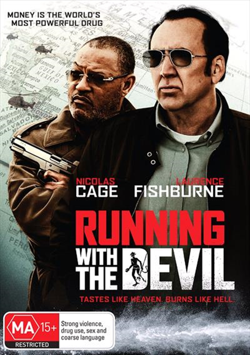 Running With The Devil | DVD