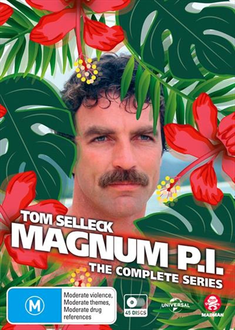 Magnum P.I. - Season 1-8 | Boxset | DVD