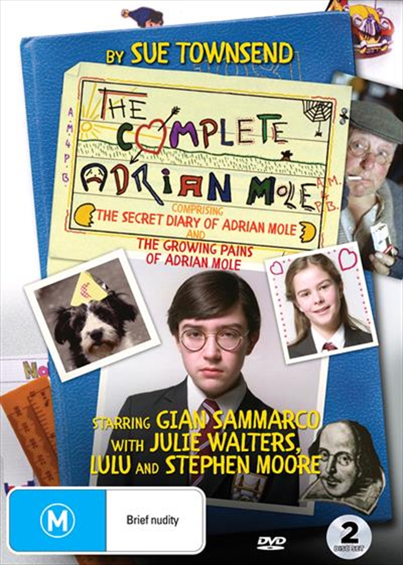 Adrian Mole | Complete Series | DVD