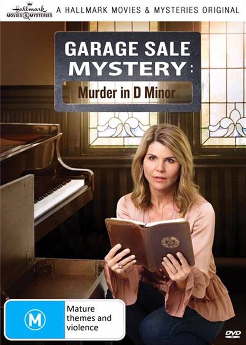 Garage Sale Mystery - Murder In D Minor | DVD