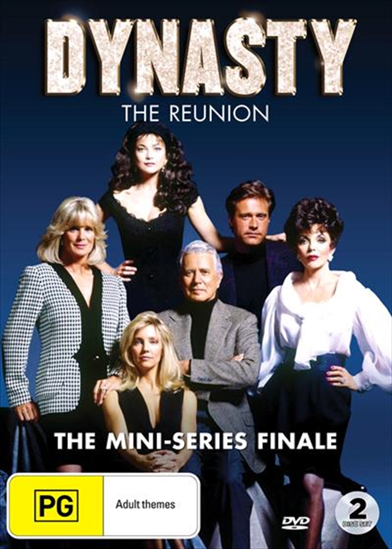 Dynasty - The Finale | Mini-Series | DVD