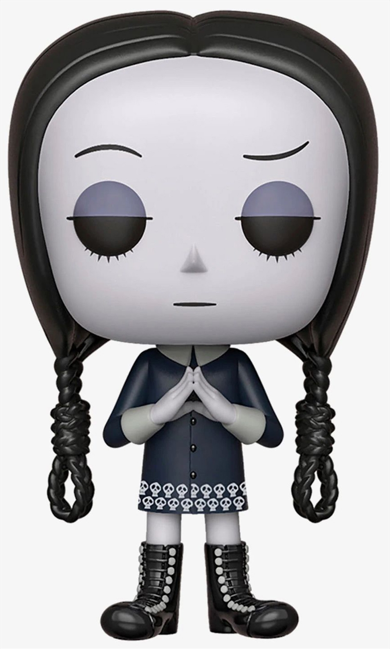 Addams Family (2019) - Wednesday Pop! | Pop Vinyl