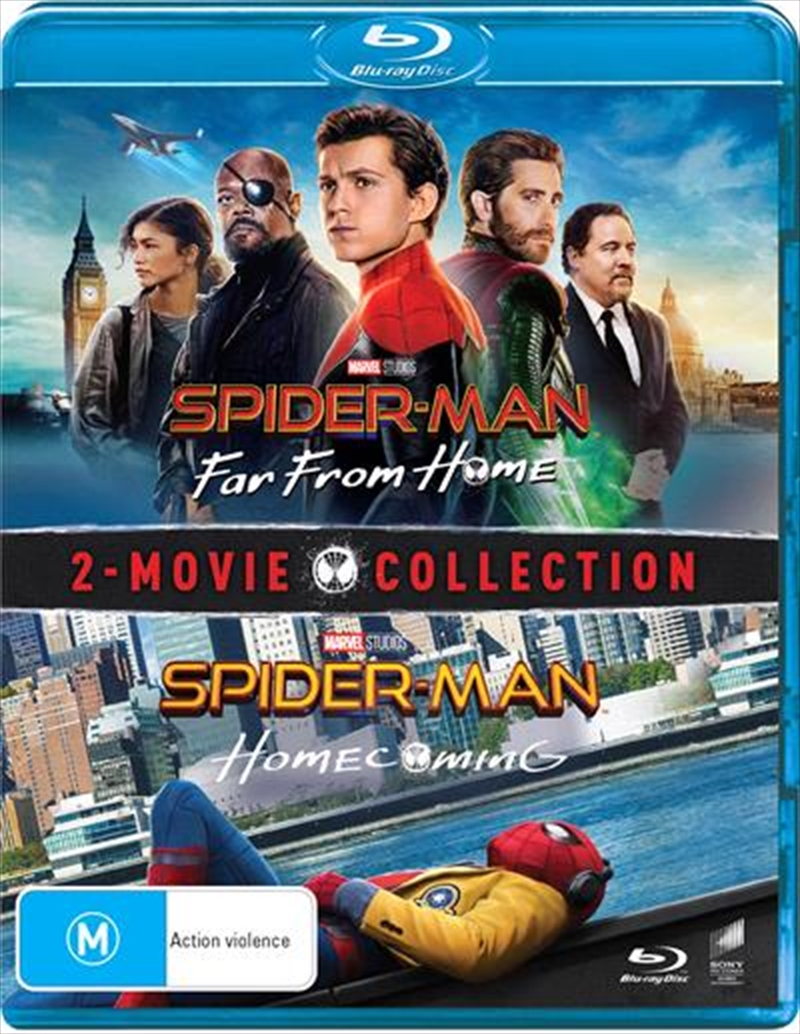 Spider-Man - Far From Home / Spider-Man - Homecoming | Blu-ray