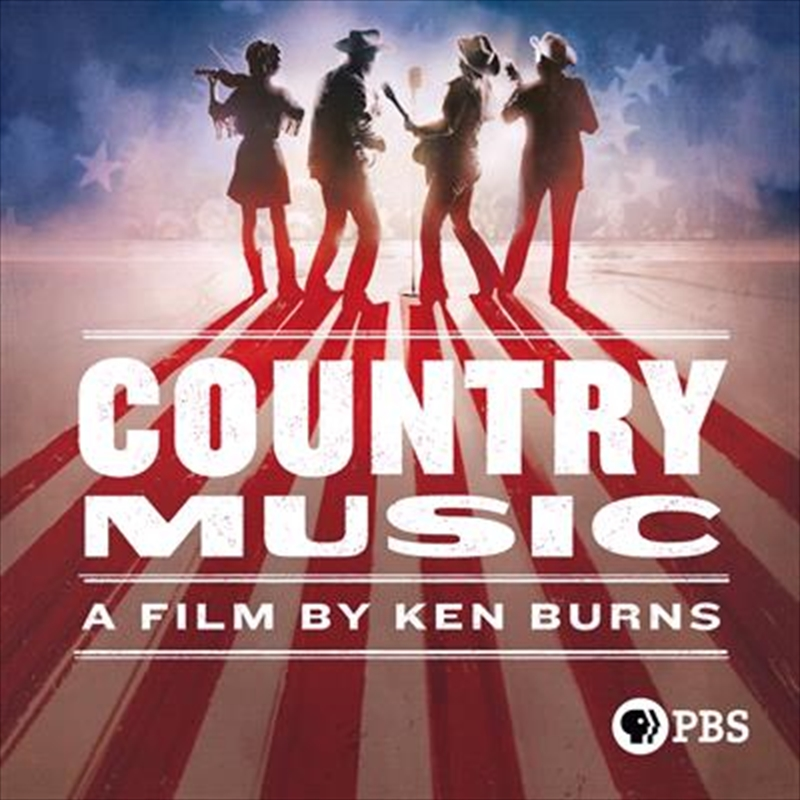 Country Music - Ken Burns | CD
