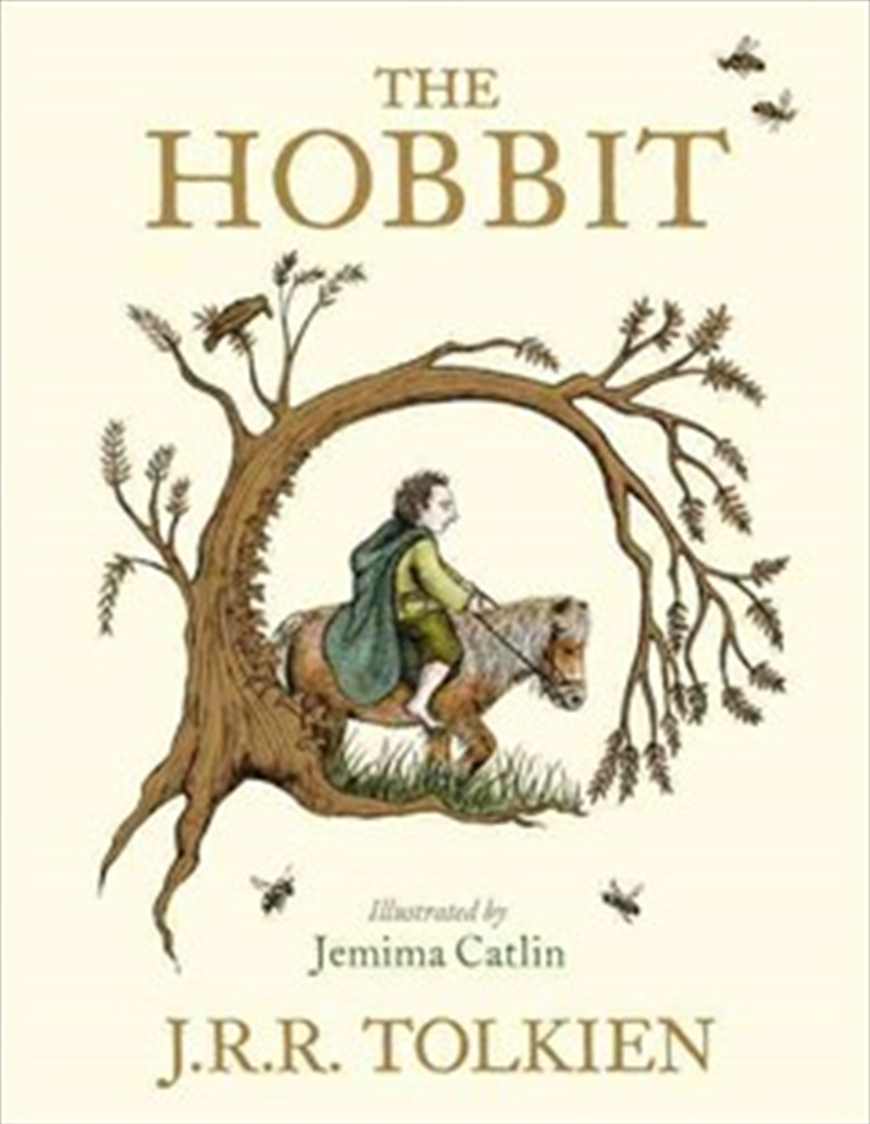 Colour Illustrated Hobbit | Paperback Book