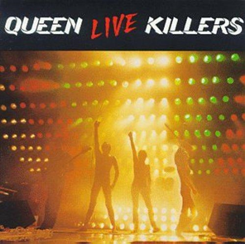 Live Killers | CD