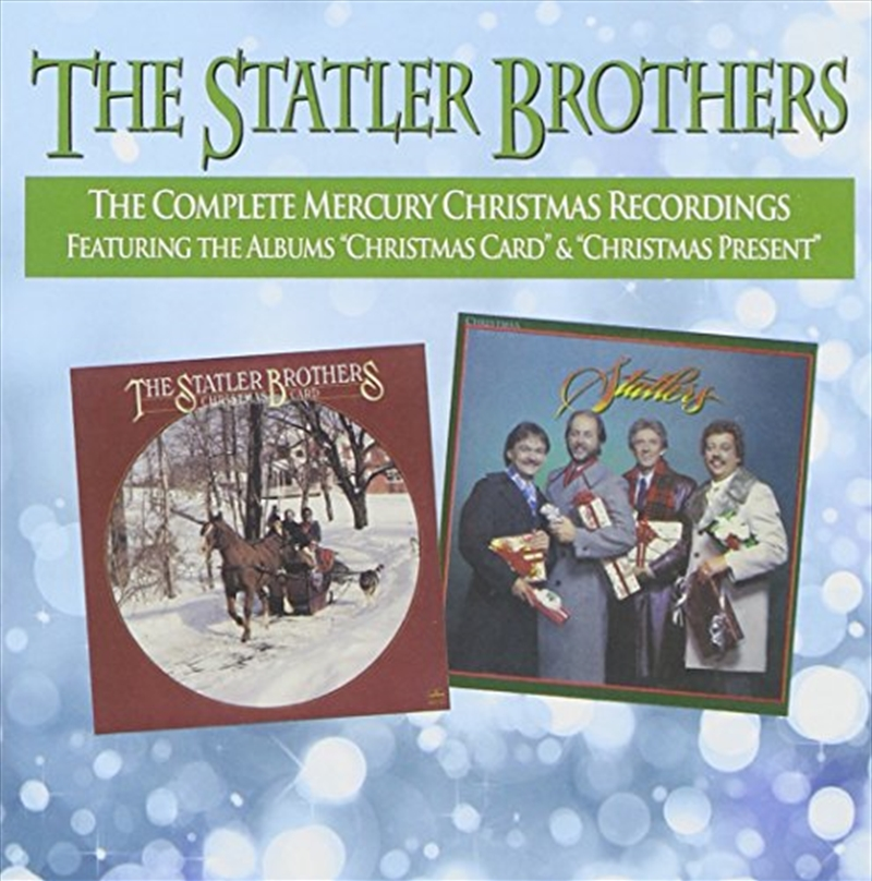 Complete Mercury Christmas Recordings | CD
