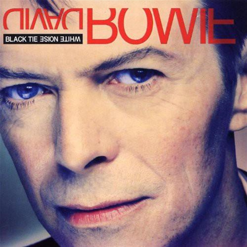Black Tie White Noise | CD