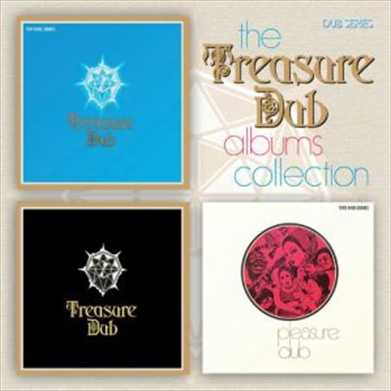 Treasure Dub Albums Collection | CD