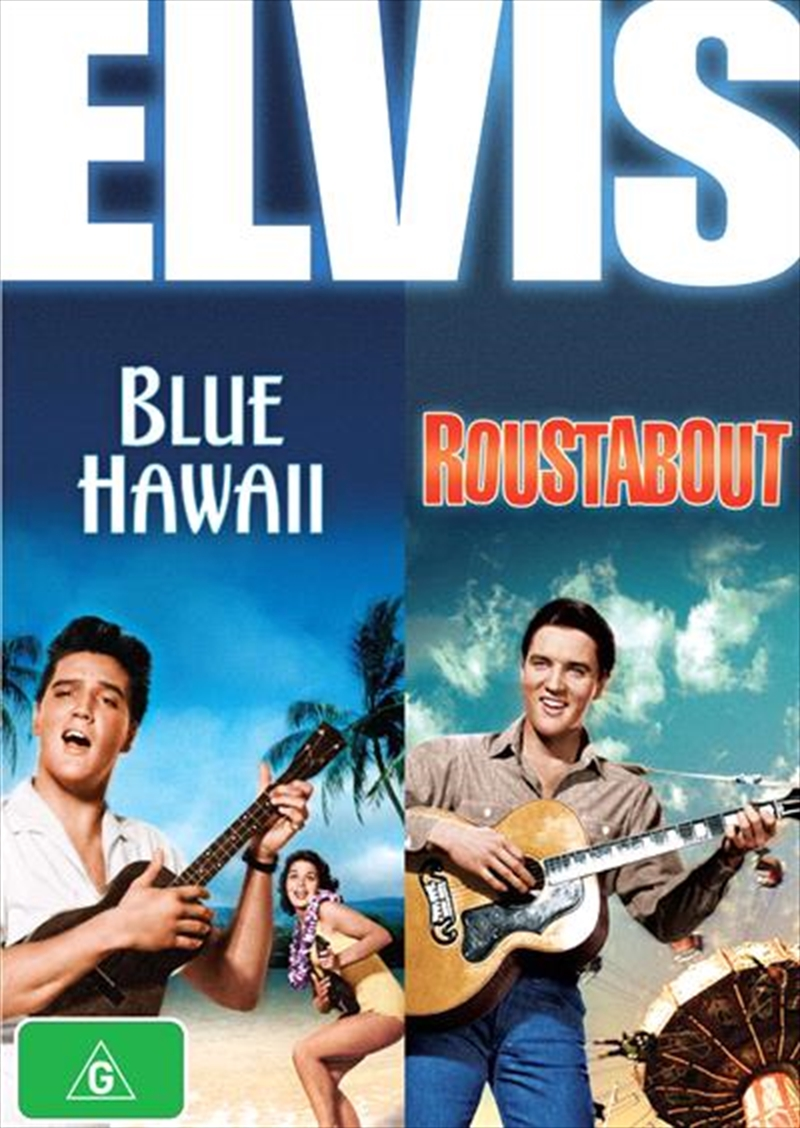 Blue Hawaii / Roustabout | DVD