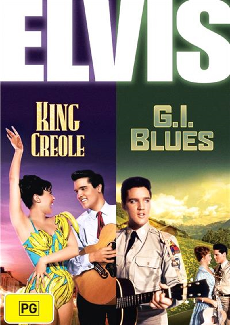 King Creole / G. I. Blues | DVD