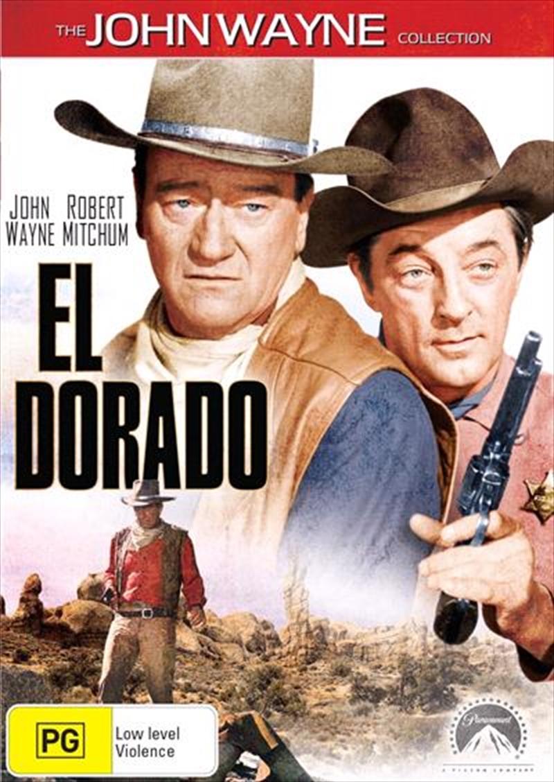 El Dorado | DVD
