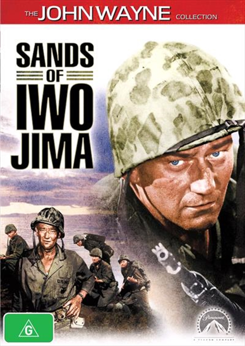 Sands Of Iwo Jima | DVD
