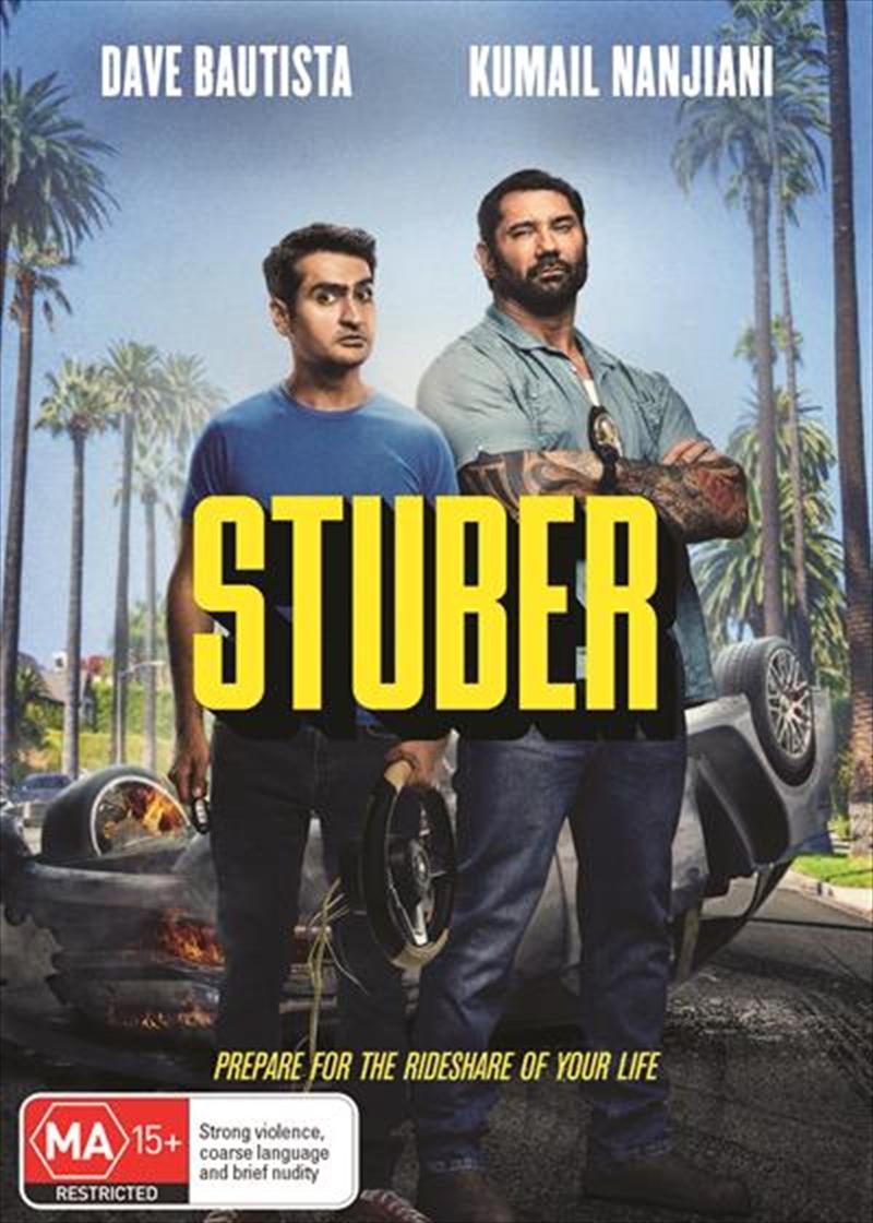 Stuber | DVD