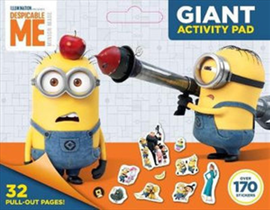 Despicable Me: Giant Activity | Paperback Book