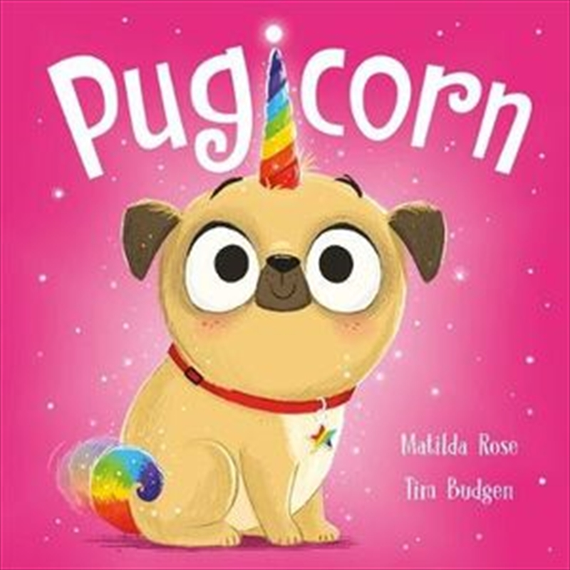 Pugicorn | Paperback Book