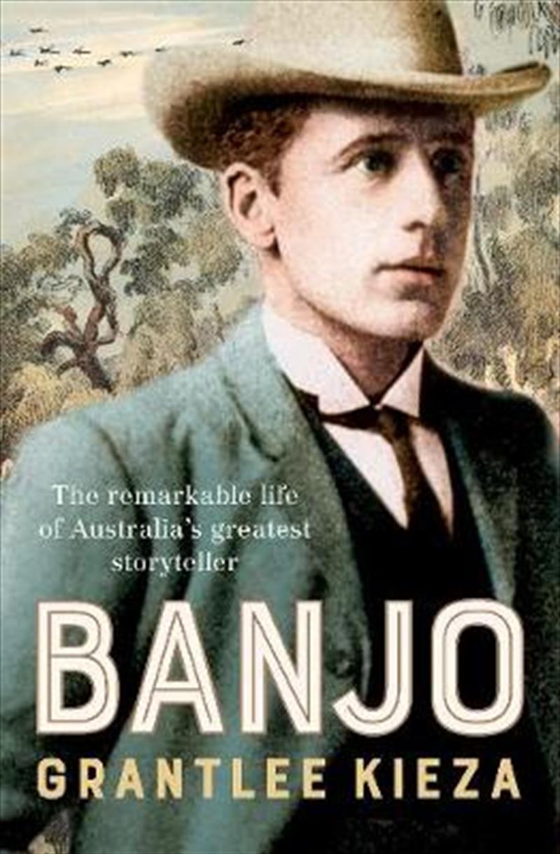 Banjo | Paperback Book