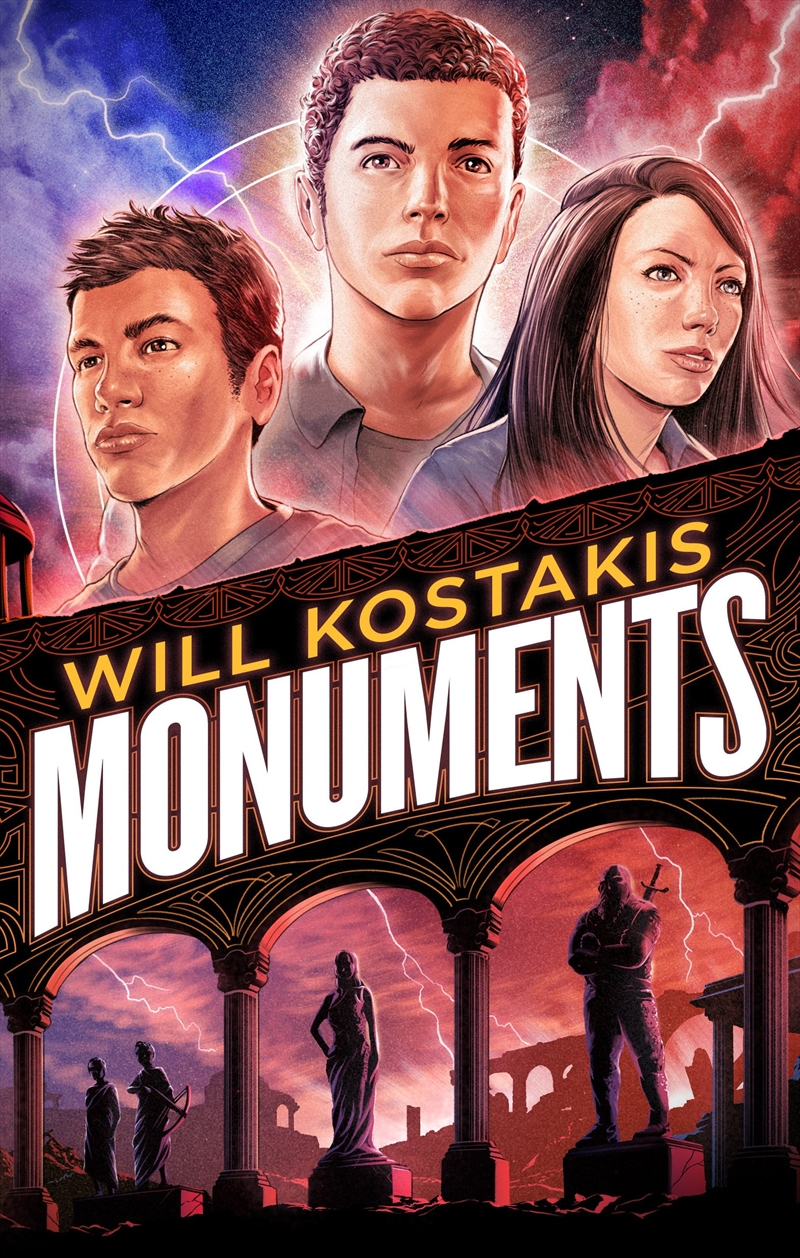 Monuments | Paperback Book