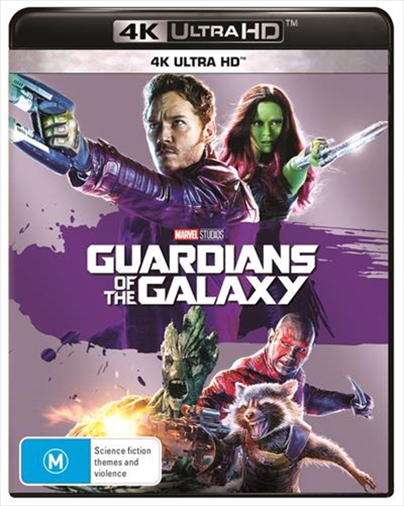 Guardians Of The Galaxy | UHD
