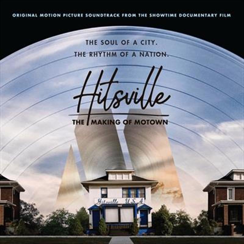 Hitsville - The Making Of Motown | CD