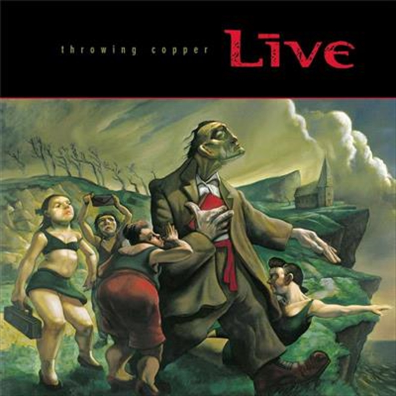 Throwing Copper - 25th Anniversary Edition | CD