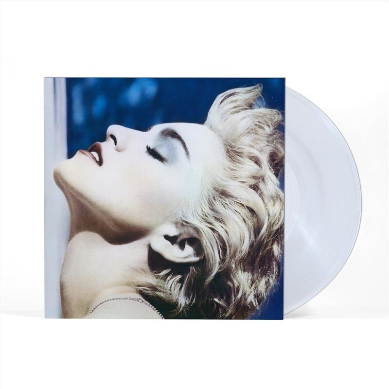 True Blue - Crystal Clear Vinyl | Vinyl