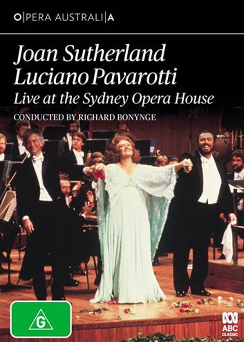 Live At The Sydney Opera House | DVD
