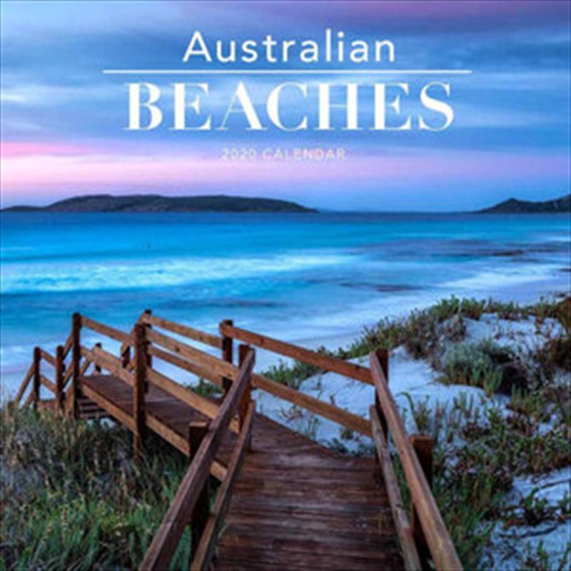 Australian Beaches - 2020 Square Wall Calendar | Merchandise