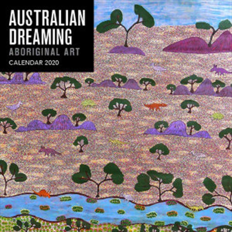 Australian Dreaming - 2020 Square Wall Calendar   Merchandise