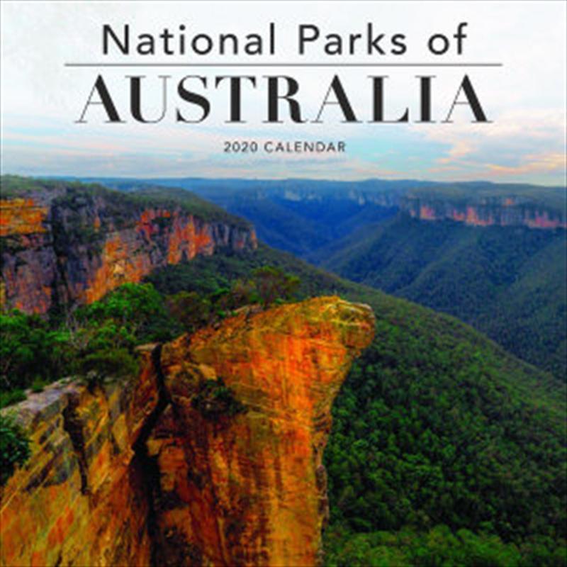 National Parks Of Australia - 2020 Square Wall Calendar | Merchandise