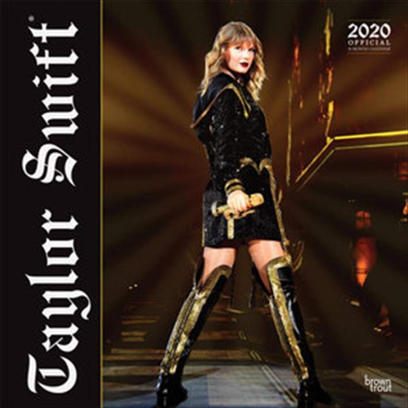 Taylor Swift 2020 Square Wall Calendar | Merchandise