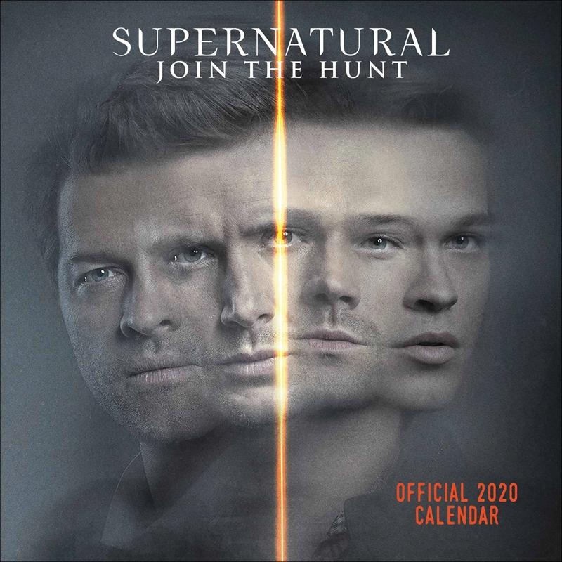 Supernatural 2020 Calendar - Official Square Wall Format Calendar | Merchandise