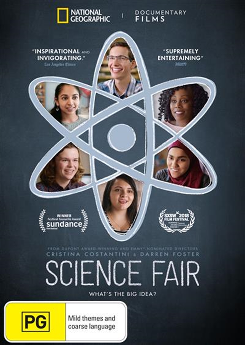 Science Fair | DVD