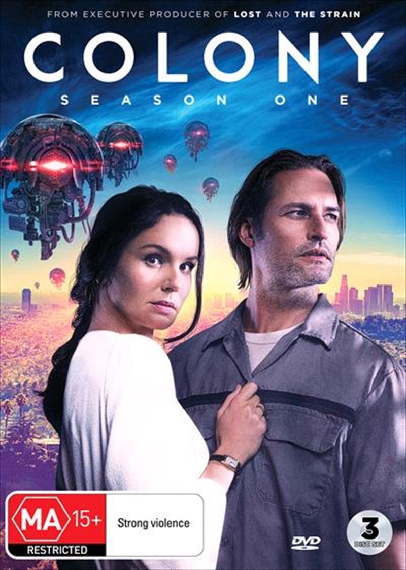 Colony - Season 1   DVD
