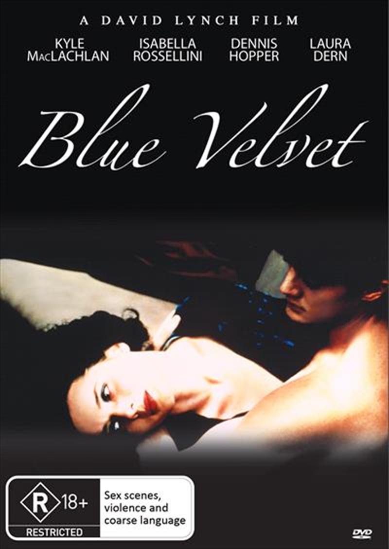 Blue Velvet   DVD