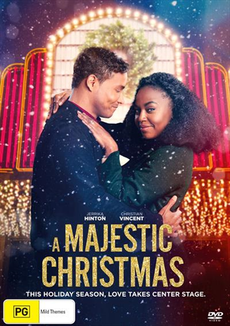 A Majestic Christmas | DVD