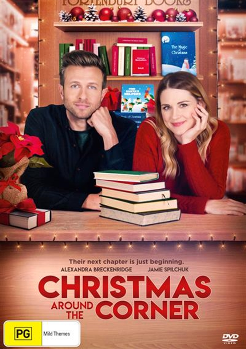 Christmas Around The Corner | DVD