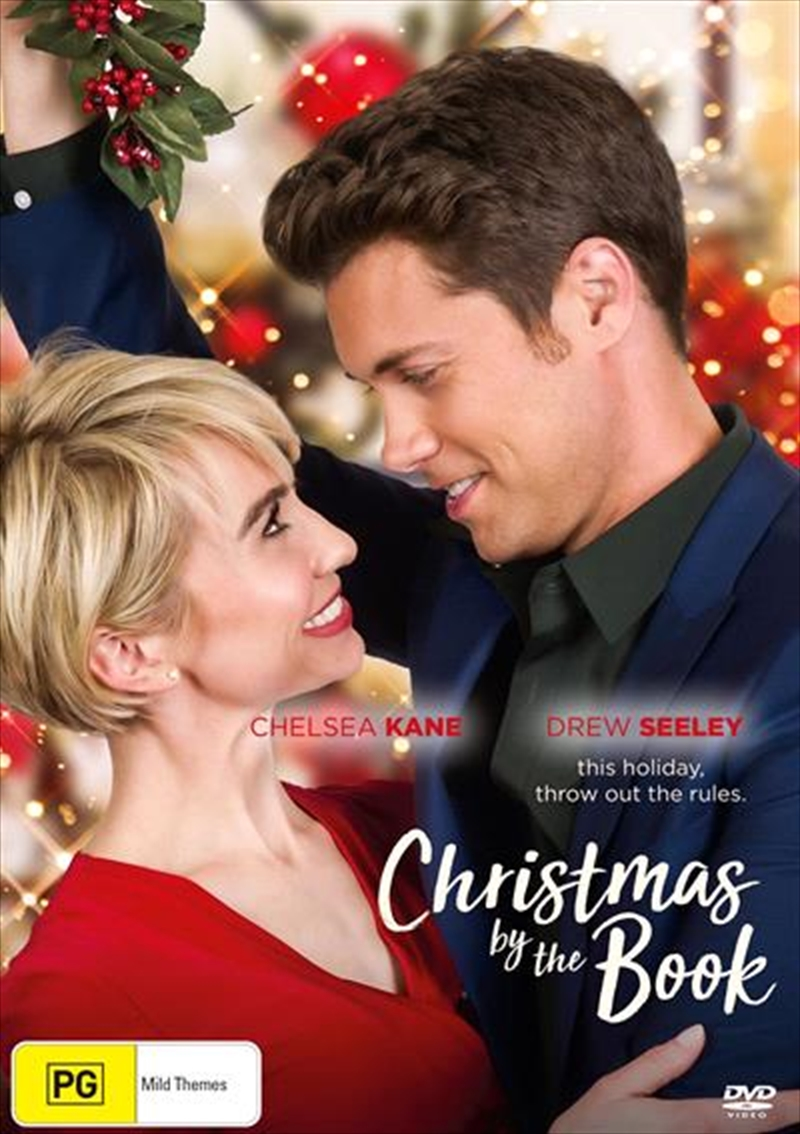 Christmas By The Book   DVD