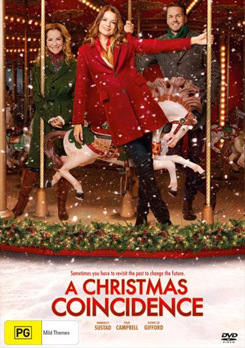 A Christmas Coincidence   DVD