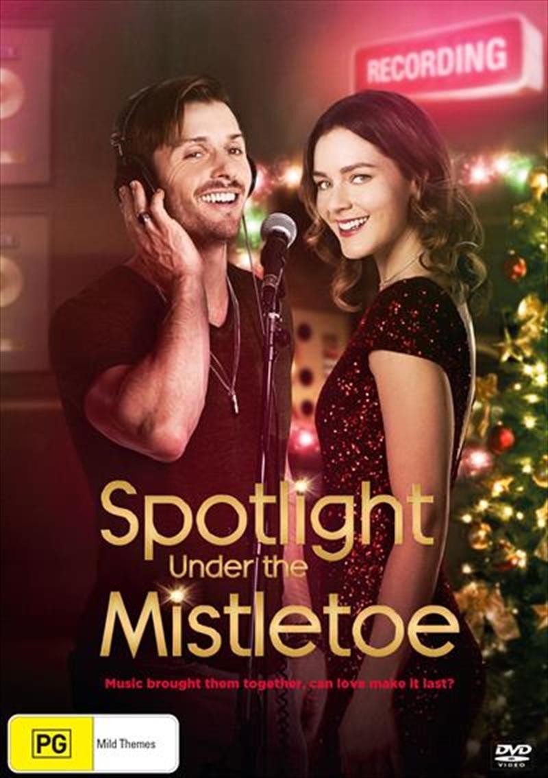 Spotlight Under The Mistletoe   DVD