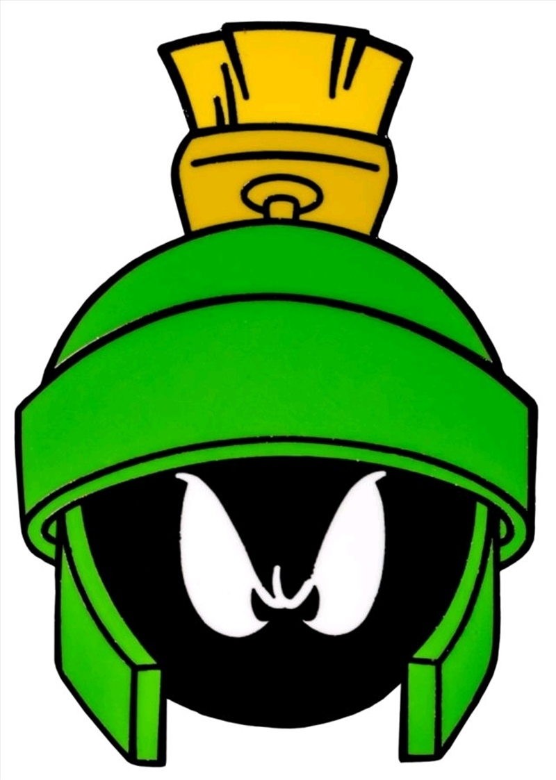 Looney Tunes - Marvin the Martian Enamel Pin | Merchandise