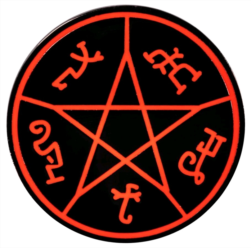 Supernatural - Devils Trap Enamel Pin | Merchandise