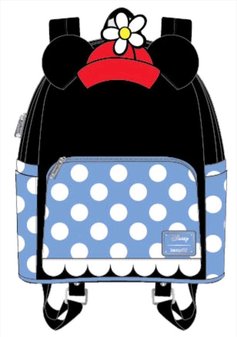Mickey Mouse - Minnie Polka Dot Mini Backpack | Apparel
