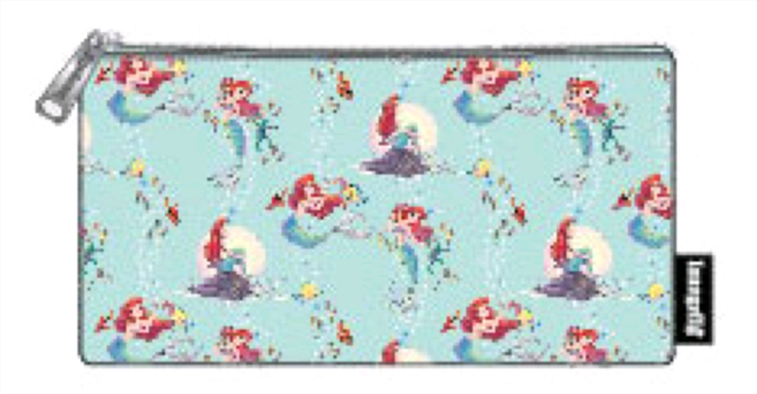 The Little Mermaid - Ariel Scenes Pouch | Merchandise